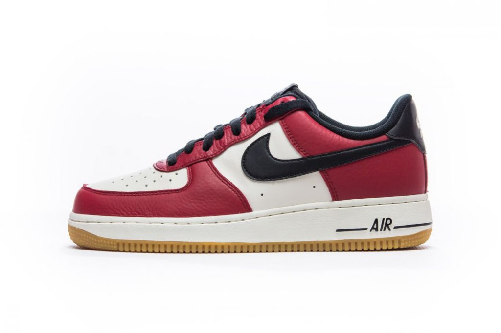 nike air force 1 low chicago red black white air force 1 nike