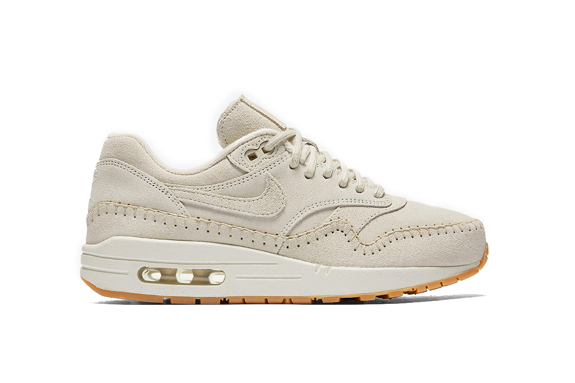 Nike's Air Max 1 Silhouette Receives a Premium Treatment for the Fall
