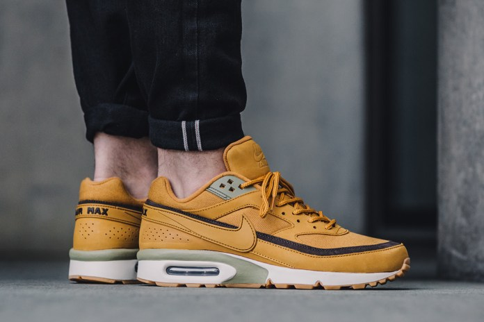 "Nike Brings the ""Wheat"" Look to the Air Max BW"
