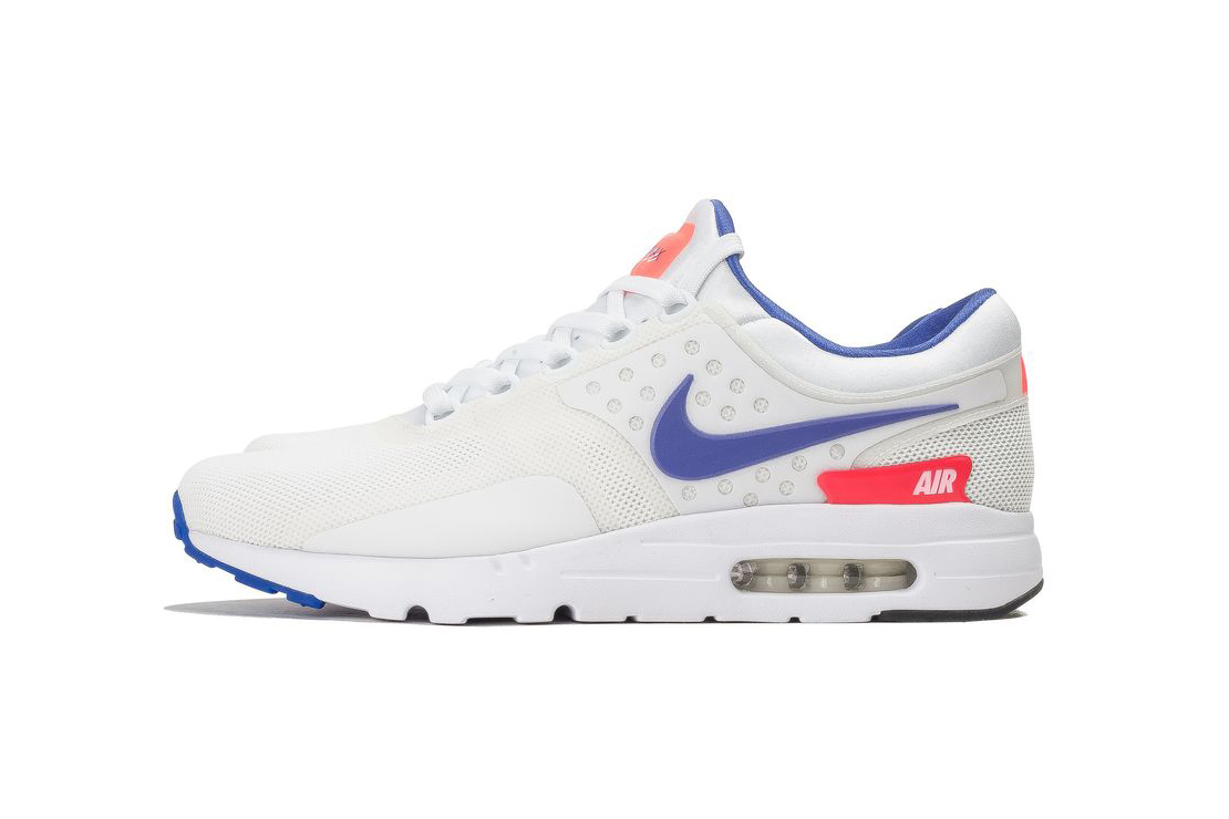 "Nike Gives the Air Max Zero the ""Ultramarine"" Treatment"