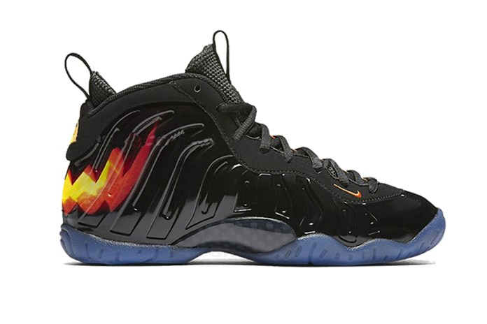 Nike Gets in the Halloween Spirit With Its Latest Air Foamposite