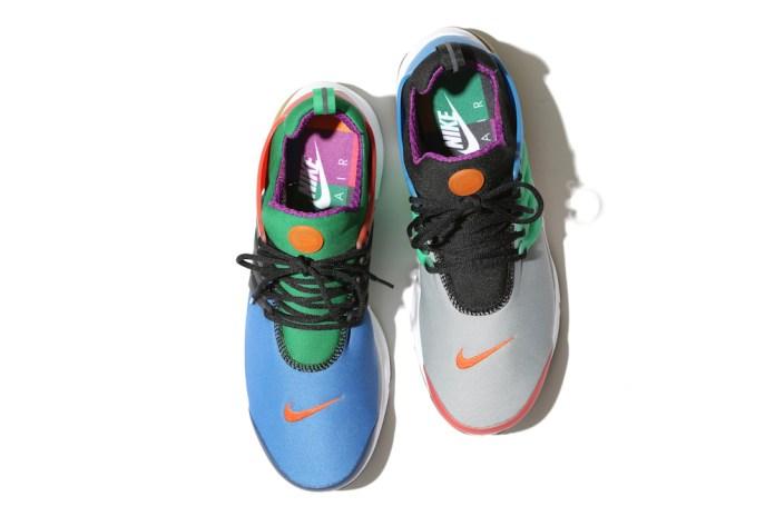 "Take a Closer Look at the Nike Air Presto ""Greedy"""
