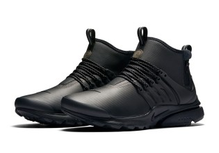 Nike Officially Unveils the Air Presto Mid Utility