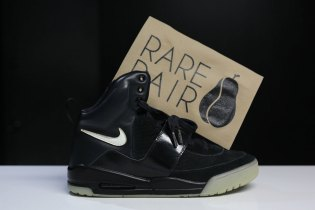 Here's Your Chance to Own the Nike Air Yeezy 1 Promo Sample