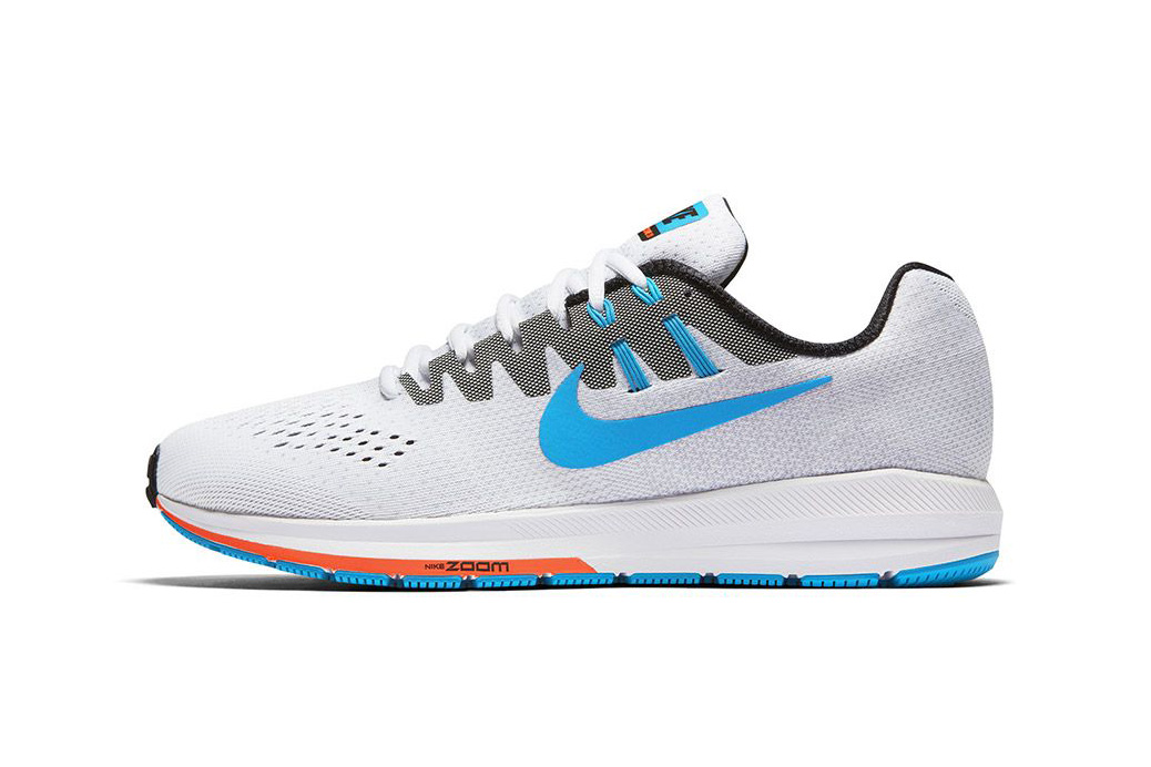 The Nike Air Zoom Structure Debuts Its 20th Edition With Special Colorway