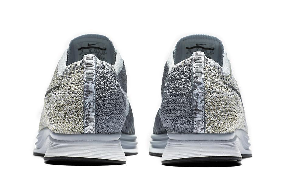 Nike Racer Flyknit Platinum