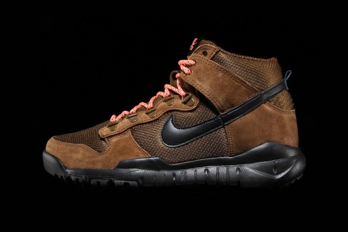 Nike SB Is Dropping Two New Colorways of the Dunk High Boot