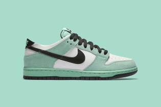 "Nike SB Resurrects the ""Sea Crystal"" Dunk"