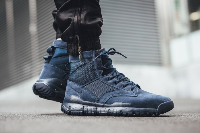 Nike Drops a Monochromatic Obsidian Colorway of Its SFB 6-Inch