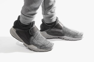 The Nike Sock Dart SE PRM Is Available in a Marled Gray Colorway