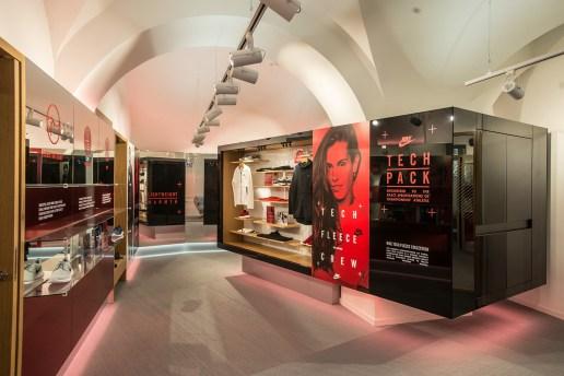A Look Inside Nike's Tech Pack Studio in Rome