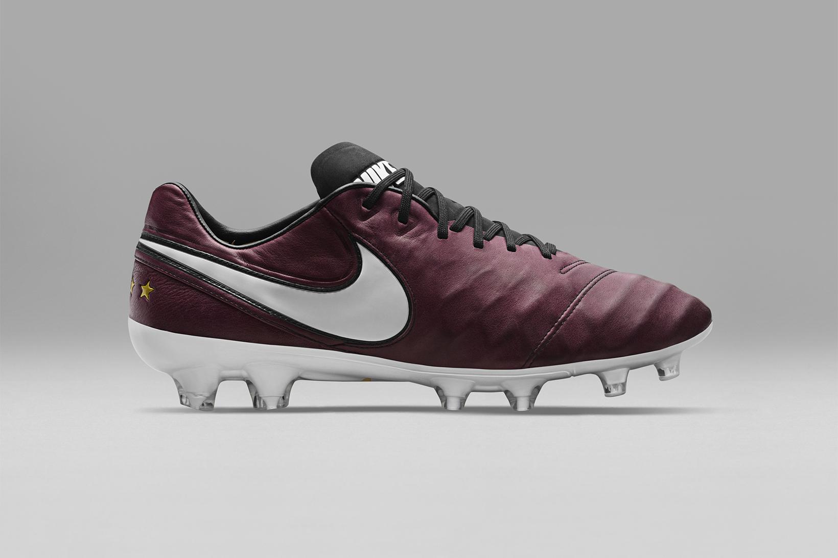 Italian Legend Andrea Pirlo Gets His Own Nike Tiempo