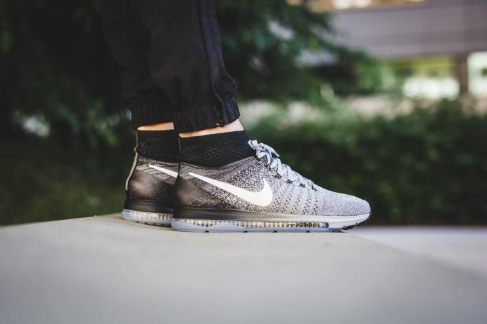 "Nike Zoom All Out Flyknit ""Wolf Grey"""
