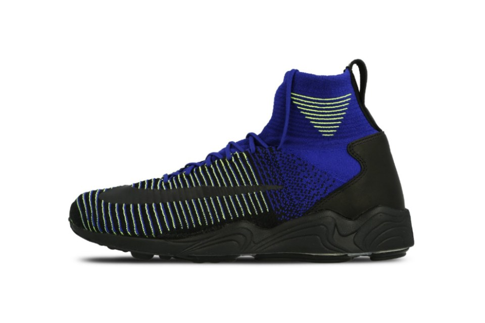 sale retailer 0b3d4 ff936 nike zoom mercurial flyknit black Browse Nike Football Cleats for ...