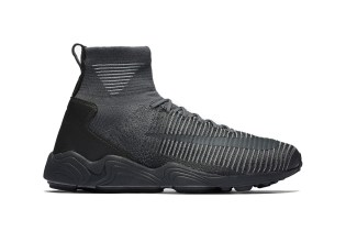 Nike's Zoom Mercurial Flyknit Sports Shades of Grey