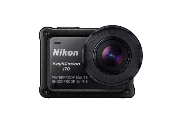 Nikon Introduces Two New Action Cameras for KeyMission Line