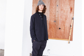 Check out nonnative for Pilgrim + Surf Supply's 2016 Fall/Winter Capsule Collection