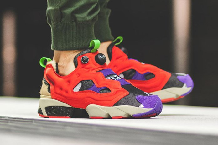 A Nostalgic Villain Inspires the Latest Reebok Instapump Fury