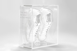 NRG Creates a Sneaker Constructed From Repurposed CO2