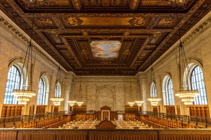 The NY Public Library's Rose Main Reading Room Will Reopen Soon