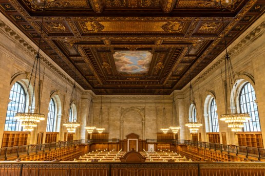 The NY Public Library's Rose Main Reading Room Will Reopen Soon