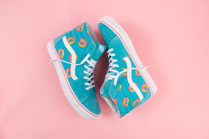 Odd Future Connects With Vans for Exclusive Donut Print Footwear