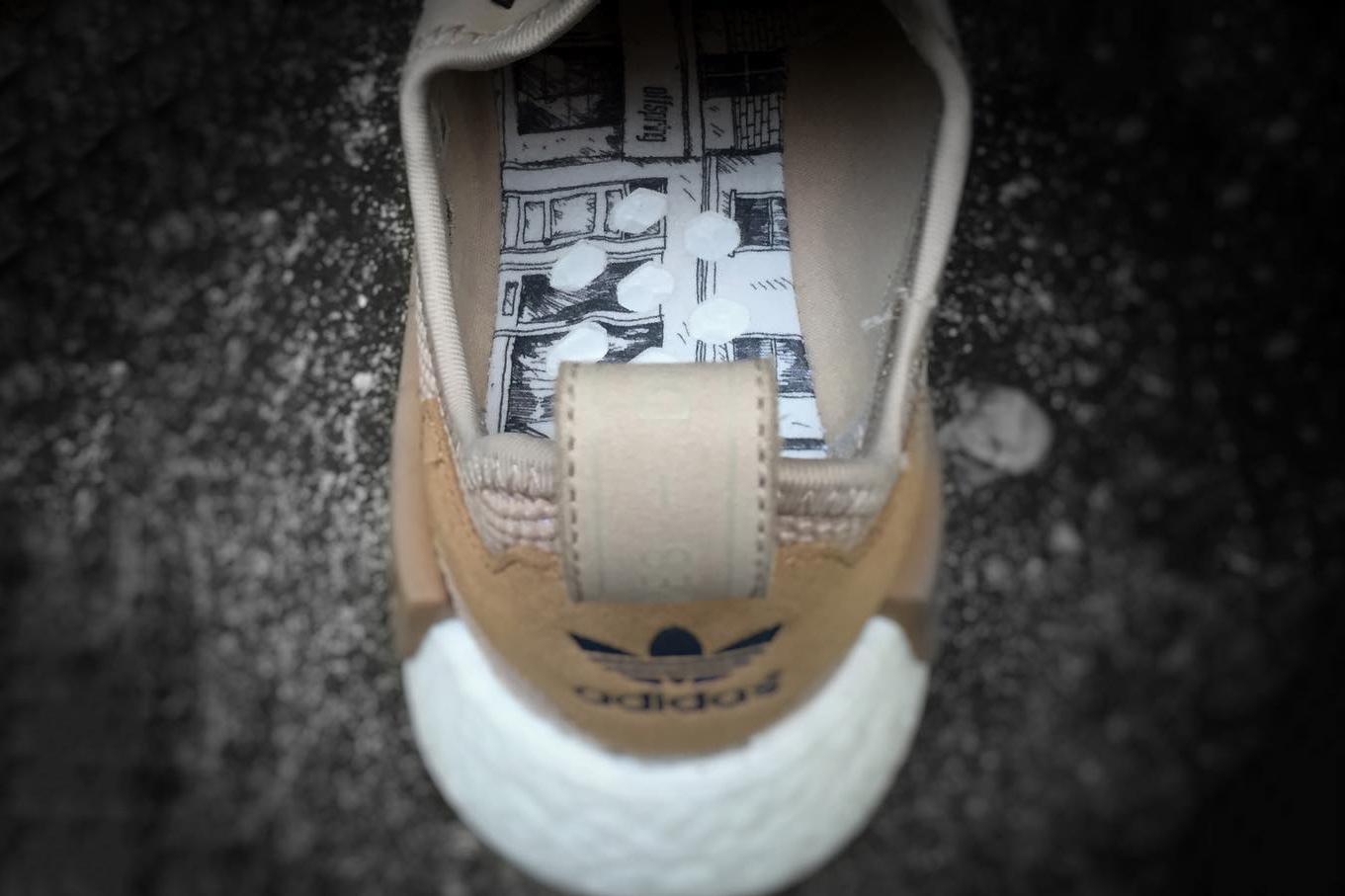 Offspring adidas Originals NMD Britpop Collaboration Teaser