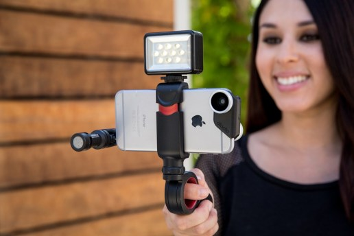 olloclip's Latest Gadget Improves Mobile Videographing Experience