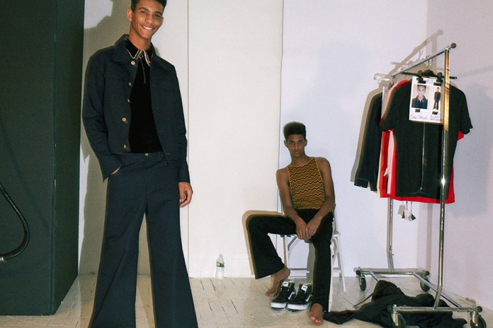 Gosha Rubchinskiy, Raf Simons & More Feature in Opening Ceremony's Latest Editorial