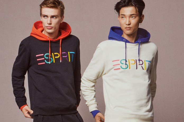 Opening Ceremony Revisits Iconic Esprit Designs for 2016 Fall