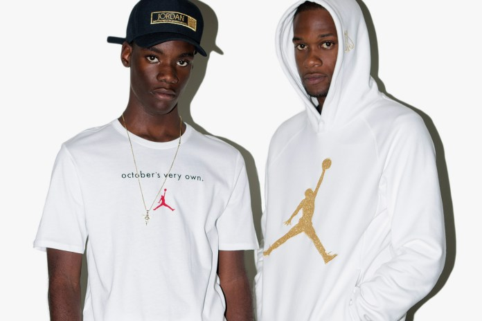 OVO x Jordan Brand Unleash the Lookbook for Its Upcoming Apparel Collaboration