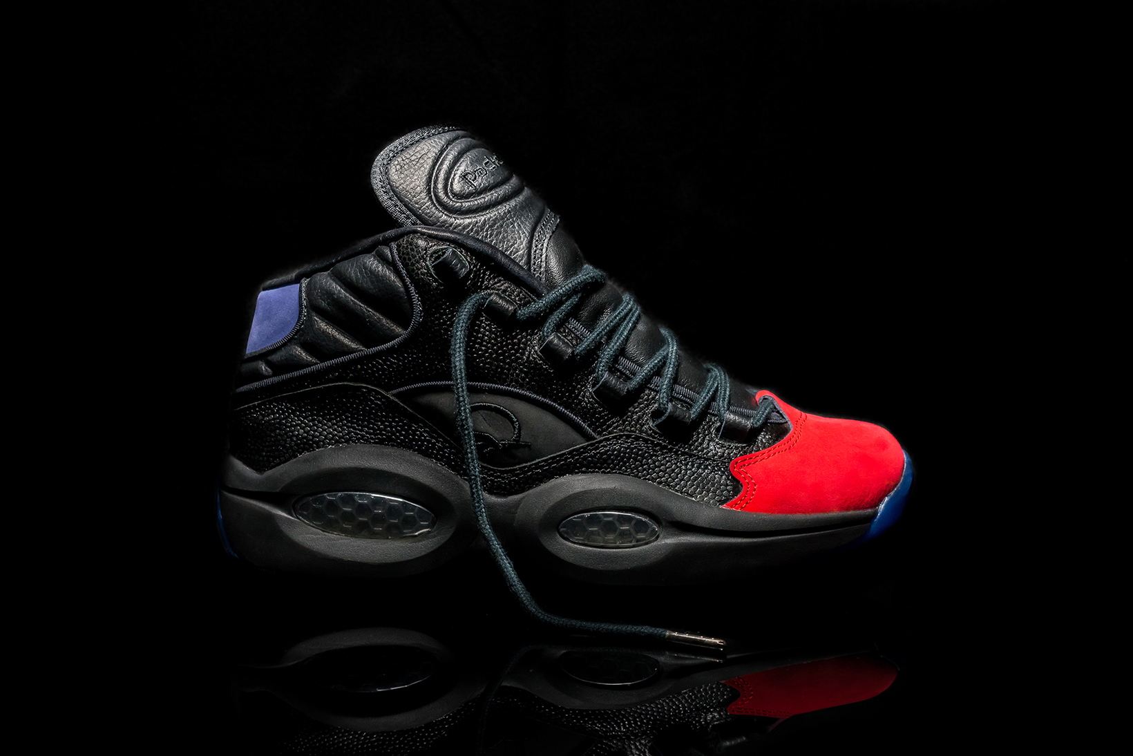 """Packer Shoes Celebrates Allen Iverson's Hall of Fame Career With """"Curtain Call"""" Reebok Question"""