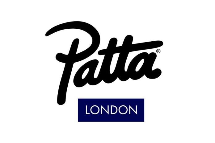 Patta's New London Store Is Right Around the Corner