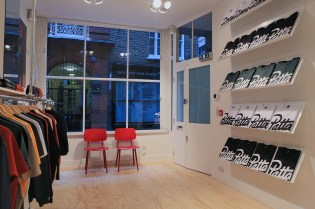 Patta's London Store Brings Dutch Design and Mentality to the UK