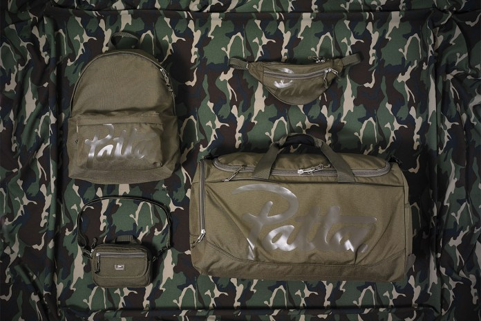 Patta Introduces a New Luggage Range for 2016 Fall/Winter