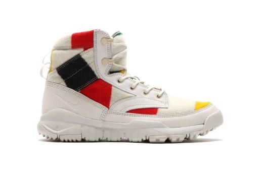 "Pendleton Wool Comes to the Nike SFB 6"" & Benassi JDI Slide"