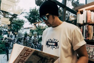 Jay Chou & Shawn Yue Front the PHANTACi x MADNESS Lookbook
