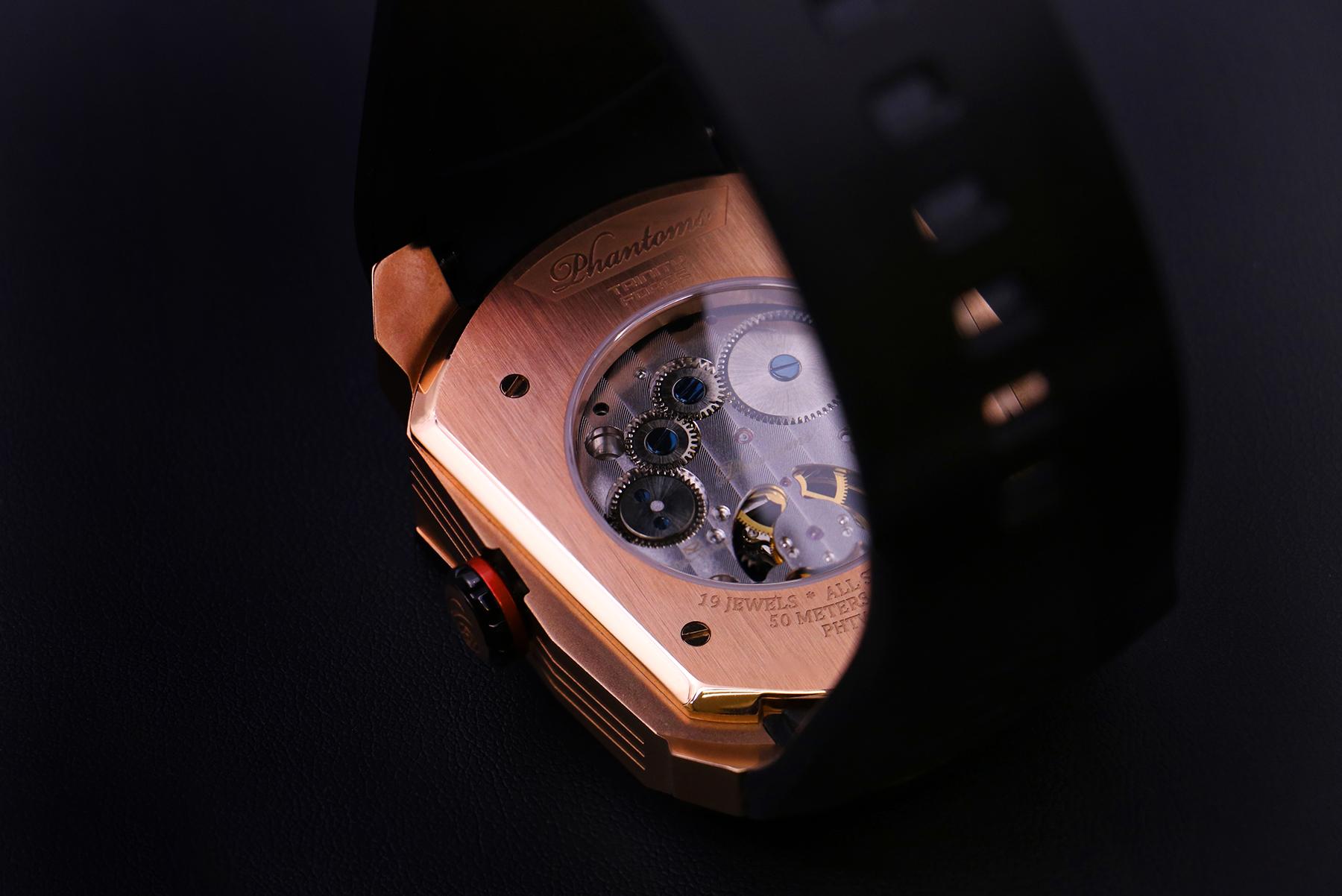 Phantoms Trinity Force Tourbillon Watch Series - 1325434