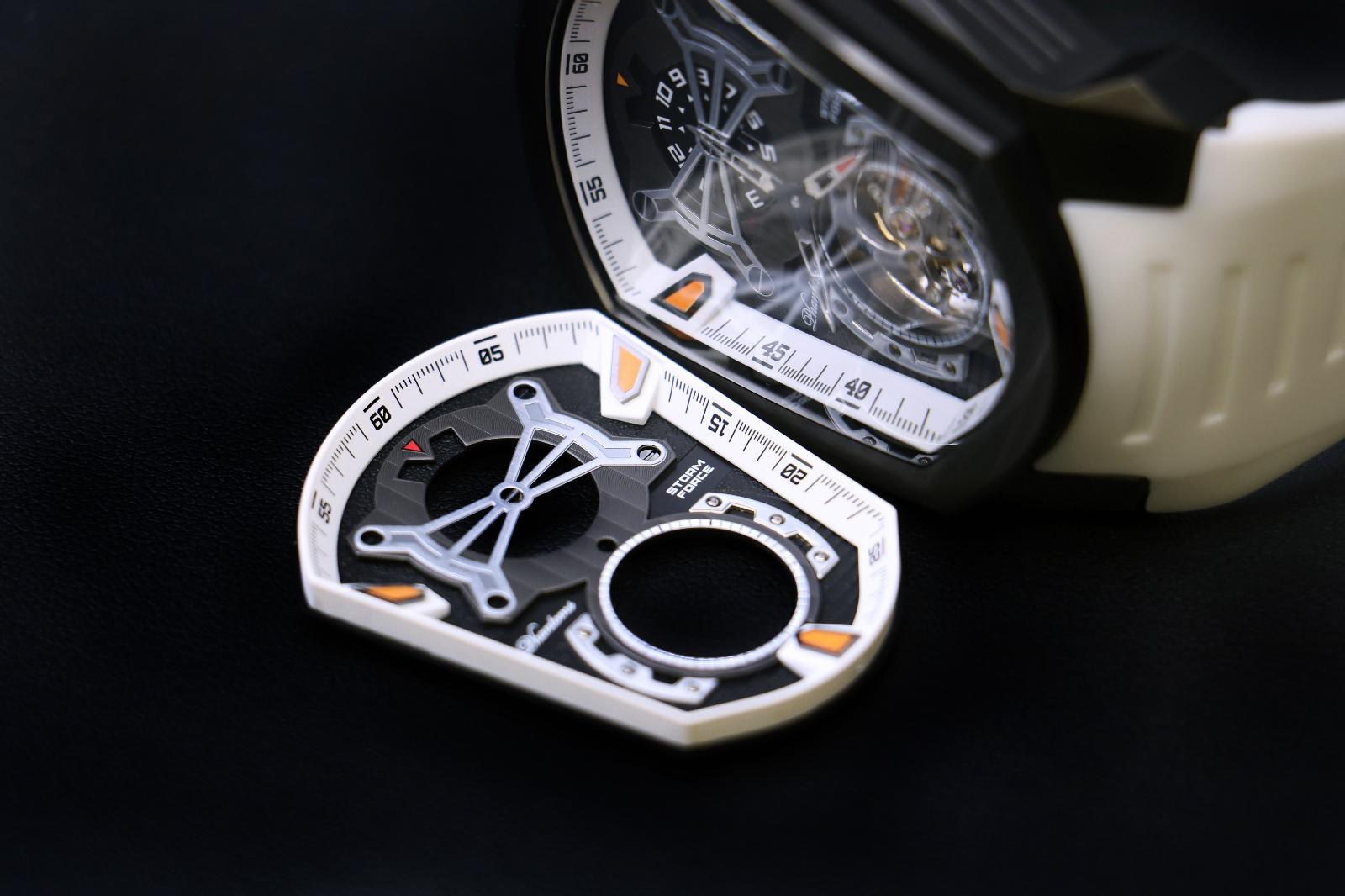 Phantoms Trinity Force Tourbillon Watch Series - 1325435
