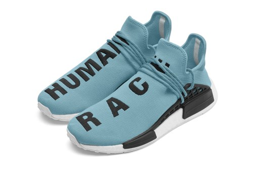 Pharrell Might Release a New Iteration of the Hu NMD Silhouette