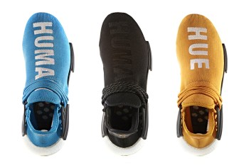 """adidas Originals to Release Five New Pairs of Pharrell's """"Human Race"""" NMD"""