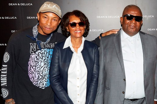 Pharrell Williams Announces Partnership With DEAN & DELUCA