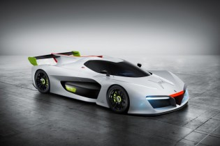 Pininfarina Introduces Its H2 Speed Concept Car