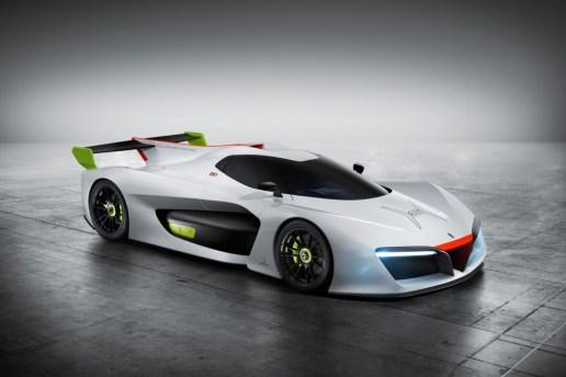 Pininfarina Introduces Its H2 Speed Concept Car
