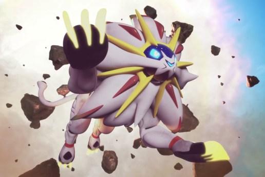 The Trailer for 'Pokémon Sun and Moon' Arrives