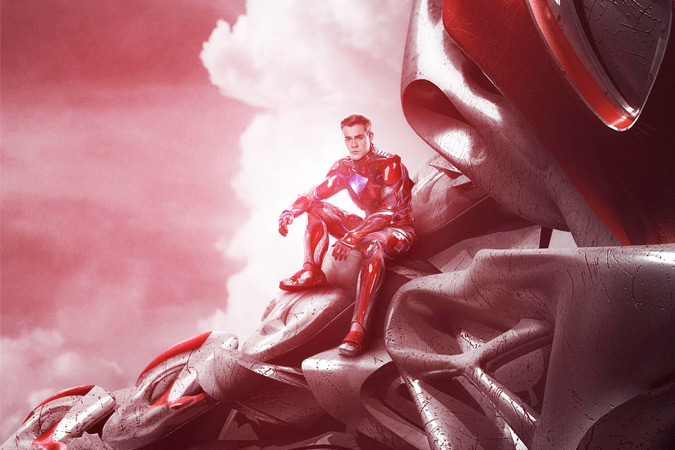 Upcoming Power Rangers Film Teases Us With New Posters Revealing Zords