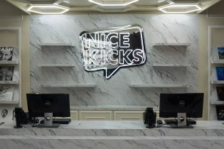 A Preview Inside Nice Kicks' Downtown LA Shop