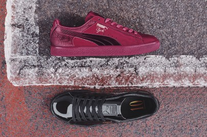 The Comeback of the Legendary PUMA Clyde Continues With the Wraith Pack
