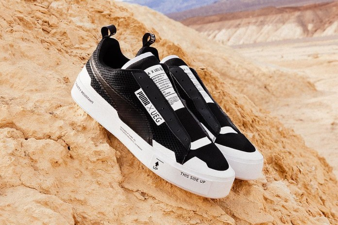PUMA x UEG Unveil a Futuristic Capsule Collection