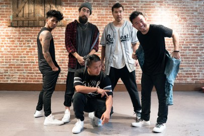 LA Dance Group Quest Crew Takes the Converse Chuck Taylor II From Practice to Performance